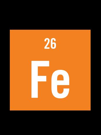 iron periodic table element